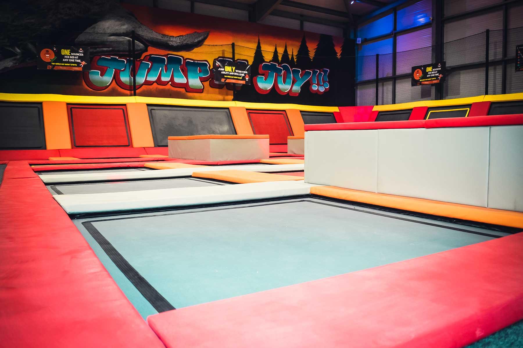 Jump n Joy - trampolines